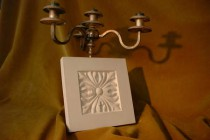Stuck-Dekor Ornament Fliese